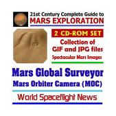 Mars Global Surveyor Collection of Spectacular Mars Images